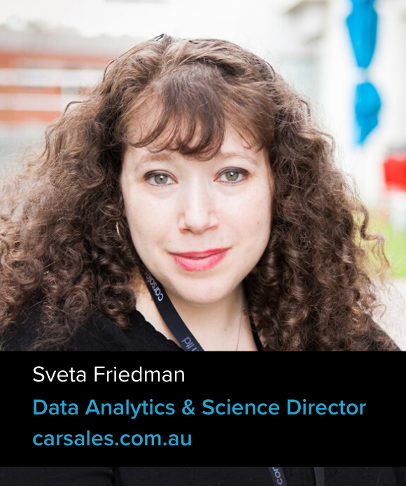 Sveta  Friedman Website